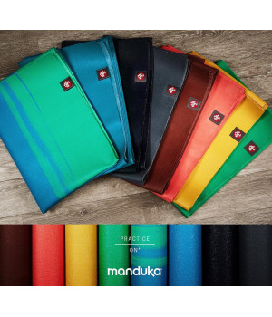 Коврик для йоги MANDUKA Eko SuperLite Travel 180*60см*1,5мм